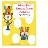 What a Cat Literacy Centers