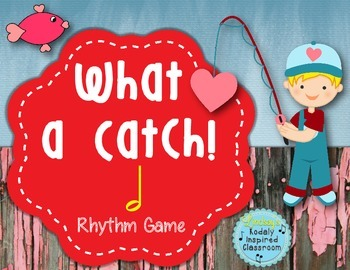 What a Catch {Rhythm Game for half note}