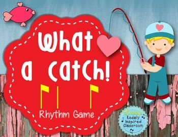 What a Catch {Rhythm Game for syncopa}
