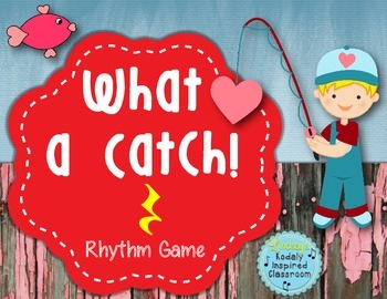 What a Catch {Rhythm Game for ta rest}