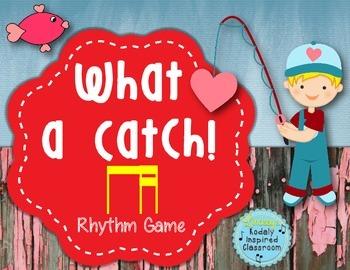 What a Catch {Rhythm Game for ti-tiri}