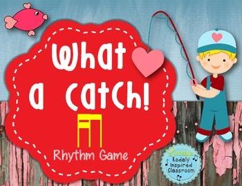 What a Catch {Rhythm Game for tiri-ti}