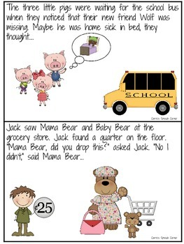 What a Character! Conversation Starters for Speech & Language
