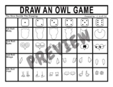 What a Hoot! Drawing Game