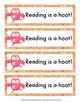 What a Hoot Owl Theme Bookmarks