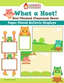 Bulletin Board Display - Classroom Decoration - Paper-Piec
