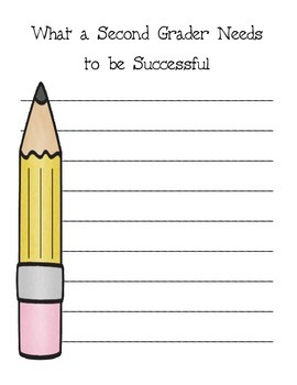 What a Second Graders Needs to be Successful