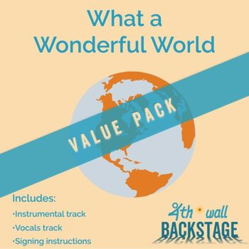 What a Wonderful World *Value Pack*