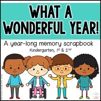 Year-Long Memory Scrapbook