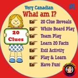 What am I? {#1 Canadian}