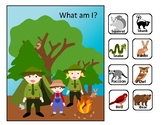 What am i? Interactive Book