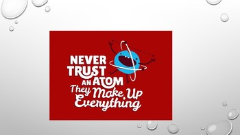 What are Atoms Powerpoint