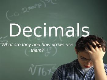 What are Decimals? A close visual look at Decimals