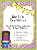 What are Earth's Resources? A Primary Lapbook