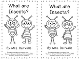 What are Insects? Reader