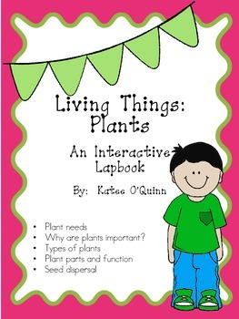 What are Plants? A Primary Lapbook