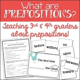 What are Prepositions? ELA Test Prep and Lesson