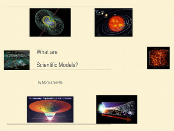 What are Scientific Models? Powerpoint