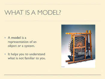 What are Scientific Models? eBook PDF