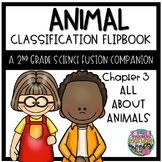 What are Some Kinds of Animals? Flipbook- Science Fusion Unit 3