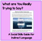 What are You REALLY Trying to Say? A Social Skills Guide f