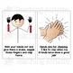 Autism Social Story - Hands