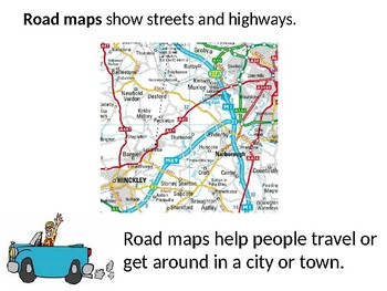 What are maps? Story