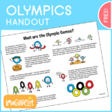 What are the Olympic Games? Handout
