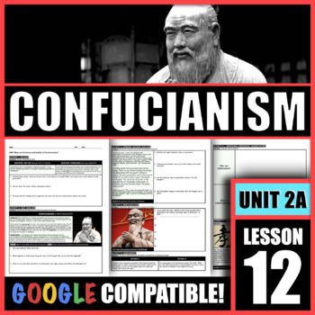 What are the ideas and beliefs of Confucianism?