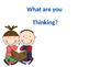 What are you Thinking Printable