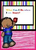 GA Pre-k Teachers What can I do When I am Angry