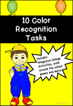 Color Recognition Tasks