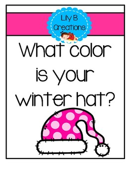 What color is your winter hat? - Winter Reader