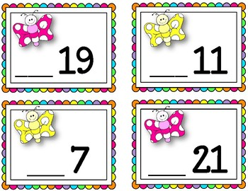 What comes before the number.  Dry Erase Cards. Math Center. Ordering Numbers