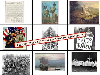 What deserves to go in the American Museum? An overview of American history