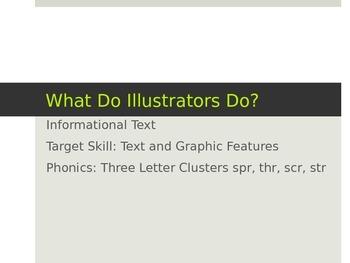 What do Illustrators do PPT Journeys Lesson 7