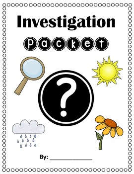 What do Plants Need? Inquiry Investigation & Writing Assignment- NGSS-(2-LS2-1)