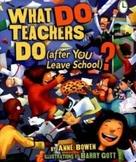 What do Teachers do After School? Writing Activity