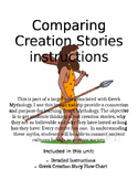 Comparing Creation Stories