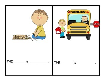 What do we do at school? An interactive actions/verb book.