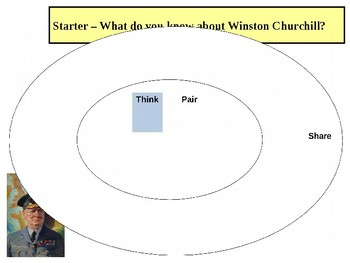 What do you know about Winston Churchill - Starter or Review