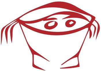 What do you see ? Ninja Crab