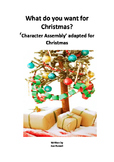 What do you want for Christmas Class Play
