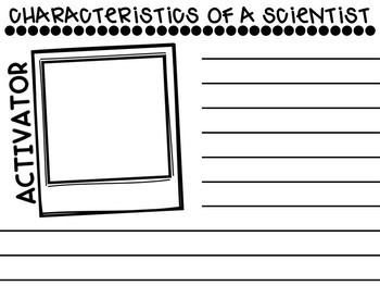 What does a Scientist look like? Mini Lesson