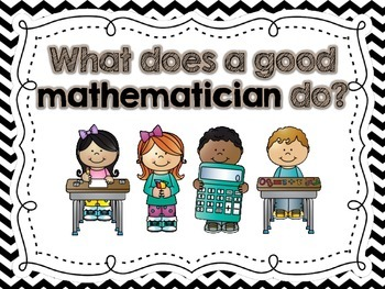 What does a good mathematician do?