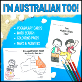 Australia Day Activities What does it mean to be Australia