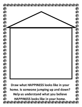 What emotions are in your home?
