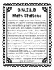 What exactly are BUILD math stations!