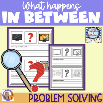 Sequence and Inference Activity: What happens in between