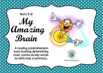 My Amazing Brain